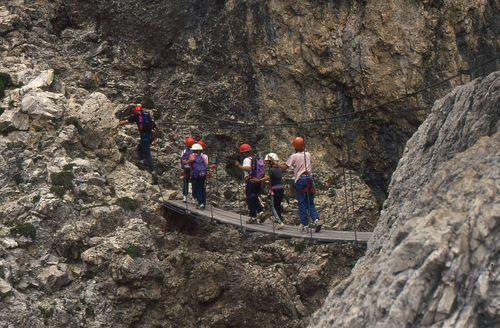 Klettersteig Vogesen : Natur bergwelt thüringen ilmenau